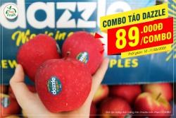 COMBO TÁO DAZZLE - ĂN THẢ GA 89K