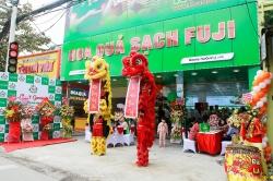 TƯNG BỪNG KHAI TRƯƠNG HQS FUJI VINH 2