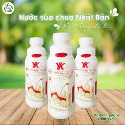 Nước sữa chua Nhật vị dừa