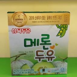 Sữa đậu nành Hàn Quốc vị dưa
