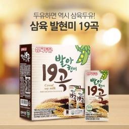 Sữa đậu đen Hàn Quốc 19 vị ngũ cốc