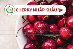 Giá cherry nhập khẩu tại Việt Nam Có Hợp lý không ?