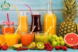 7 loại nước ép trái cây giúp mắt sáng tinh anh