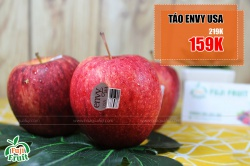 Tặng ngay 60.000 khi mua táo Envy USA