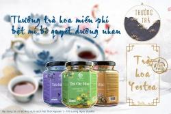 Lắng đọng vị trà hoa Yestea - Cảm ơn quý khách tham gia workshop