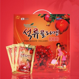 Nước ép lựu collagen Hàn Quốc