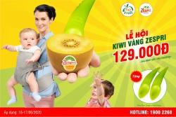 Lễ hội kiwi vàng Zespri 129K 129K 129K